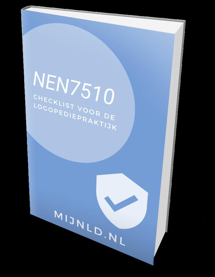NEN7510 checklist logopediepraktijk ebook